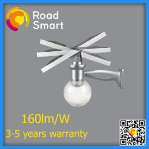 LED Outdoor Solar Powered Garden Street Lighting with Rotating Panel pictures & photos