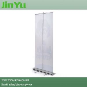 "23.6"" Indoor Economic Roll up Banner Stand pictures & photos"