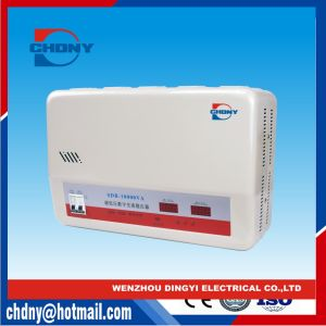 High Effiency Tsd 8kVA Servo Motor Automatic Voltage Stabilizer pictures & photos
