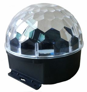 Cheap LED Magic Ball Disco Stage Light Home Lighting Wholesale DC Adapter Supply pictures & photos