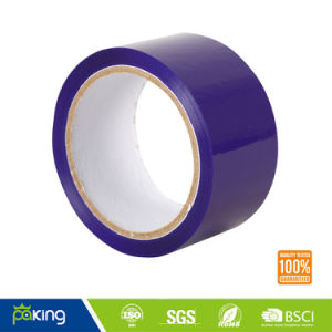 50mic Purple Color Adhesive BOPP Carton Sealing /Packing Tape pictures & photos