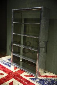 Aviator Furniture Black Aluminum Show Sheet Display Bookcase pictures & photos
