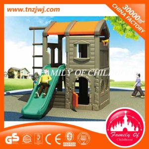 GS Certificated Amusement Park Playhouse Playground Equipment for Sale pictures & photos