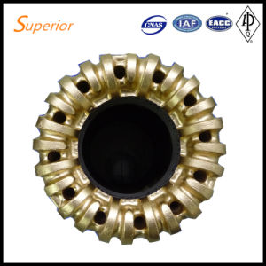 Natural Diamond Coring Bit for Oil Drilling High Mechanical Speed Hard Stratum pictures & photos