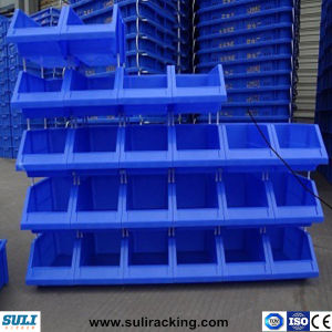 Plastic Stackable Storage Bins, Spare Parts Bins pictures & photos