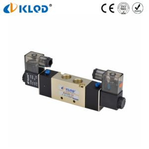 5/3 Solenoid Valve Pneumatic Air Valve pictures & photos