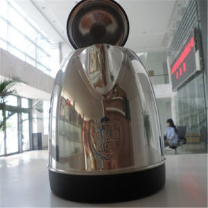 Hot Sales! Factory Manufacturing Factory Price Stainless Steel Electrical Kettle pictures & photos