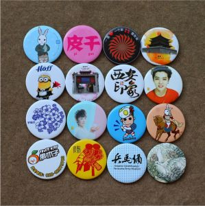 Custom Button Badge for Promotion Gift (BBG-06) pictures & photos