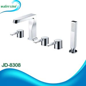 Kaiping Watersino Artisan Design Soft Line Hot Tub Shower Faucet pictures & photos
