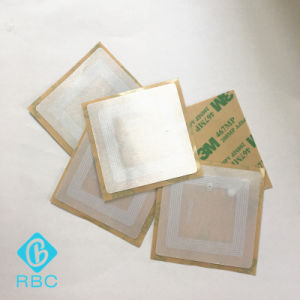 Wholesale RFID Fabric Adhesive Label Roll Sticker for Tracking Management pictures & photos