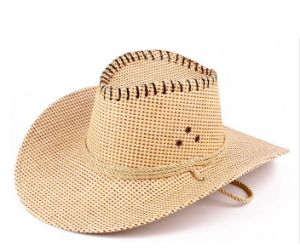 Straw Cowboy Hat pictures & photos