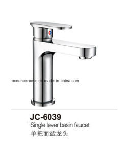 6039 Metal Tap, Brass Faucet, Washbasin Mixer pictures & photos