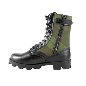 Military Swat Zipper Boots, Desert Army Combat Boots pictures & photos