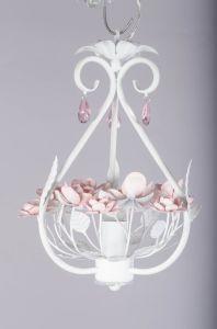 Romantic Floral Interior Mini Crystal Pendant Light / Mini Chandelier pictures & photos