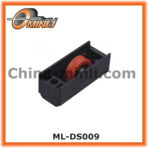 Plastic Bracket Double Wheels for Hot Sale (ML-DD035) pictures & photos