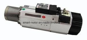 Spindle Motor Aircooling 12000~24000rpm Er20 8/9kw 220V pictures & photos