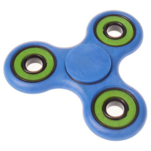Hand Spinner Toy Stress Relief Anxiety Autism Plastic Game Spinner pictures & photos