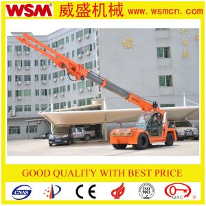 Wsm 12 Tons Telescopic Boom Forklift Telehandler for Sale pictures & photos
