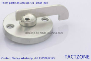 Ordinary Stainless Steel Toilet Partition Accessories Indicator Lock pictures & photos