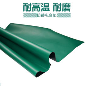 ESD Floor Mat, Antistatic Table Mat, ESD Deck Rubber Mat pictures & photos
