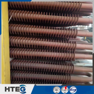 Spiral Finned Tube Economizer for Steam Boiler pictures & photos