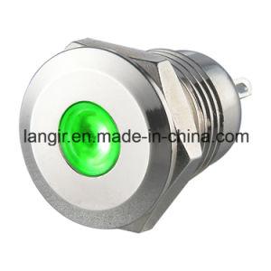12mm Sealed Metal Signal Anti-Vandal Pilot Lamp Indicator pictures & photos