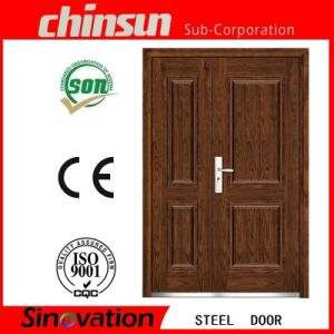 2017 Residential Steel Double Entry Door (SV-S111) pictures & photos