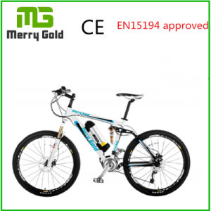 F/ 3-Speed R/ 9-Speed Ebike 36V 250W Mountain Electric Bike pictures & photos