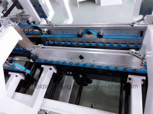 Crash Lock Bottom Box Popcorn Box Folder Gluer (GK-780CA) pictures & photos