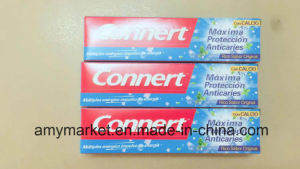 Connert Global Professional Oral Care Dental Cream Tooth-Paste Health Protection for The Whole Family Fresh Whitening Solid Toothpaste pictures & photos