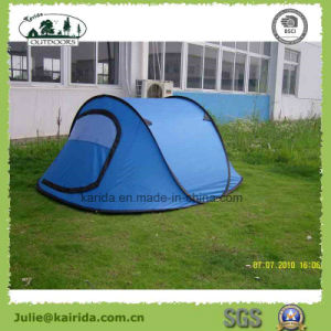 2 Person Single Layer No Door Pop up Tent pictures & photos