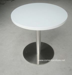 Solid Surface Corian Coffee Table End Table Small Table pictures & photos