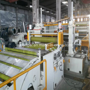 Slitting Line Steel 3mm Thick and 1600mm Width of Automatic Roll Slitter pictures & photos