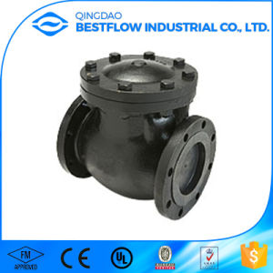 Ductile Iron Disc Type Dn150 Flanged Check Valve 6 Inch pictures & photos