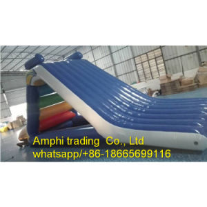 PVC Material Inflatable Slide and Pool, Elephant Water Slide