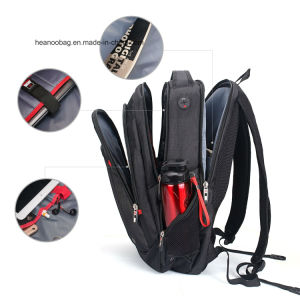 Fashion Fabric Teenage Sports Outdoor Business Travel Rucksack Computer Backpack pictures & photos
