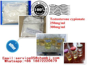 High Purity Testosterone Enanthate/Test E Steroids with Building Muscle pictures & photos