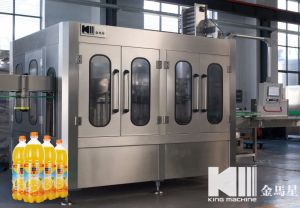 Purified Water/ Jam/ Juice Filling Machine pictures & photos