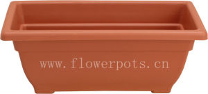 Classic Rectangular Flower Pot (KD1140-KD1180) pictures & photos