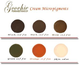 Goochie Cream Microblading Pigments pictures & photos