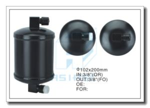 Filter Drier for Auto Air Conditioning (Steel) 102*200 pictures & photos