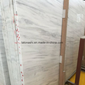 Bianco Sivec White Marble Slabs for Countertop pictures & photos