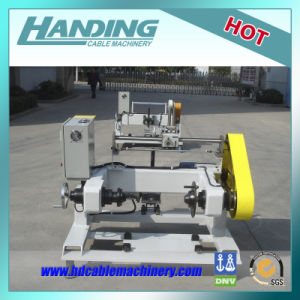 Parallel-Bobbin Respooler for Wire and Cable Manufacture pictures & photos