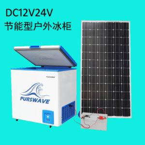 Purswave 210L Solar Chest Freezer DC 12V/24V/48V -25 Degree pictures & photos