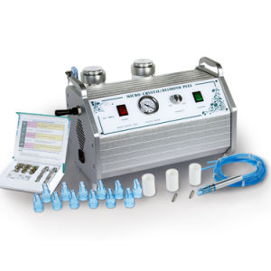 3 in 1 Crystal Microdermabrasion pictures & photos