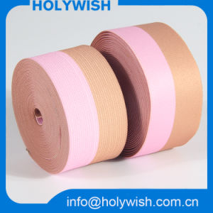 Promotional Jacquard Print Elastic Band with Custom Design