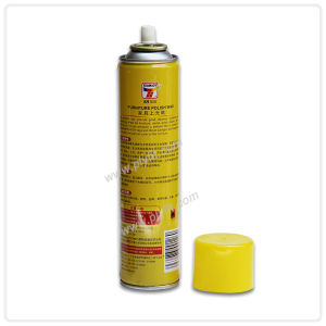 Home Furniture Clearing Polishing Spray Wax pictures & photos