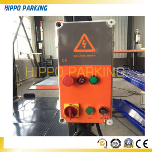 Manual Lock Release 4 Post Auto Parking Lift with Ce pictures & photos