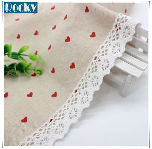 DIY Sewing Lace Accessories White Cotton Lace Trims Border Lace pictures & photos