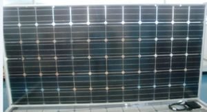 Transparent Solar Panel 345W German Quality pictures & photos